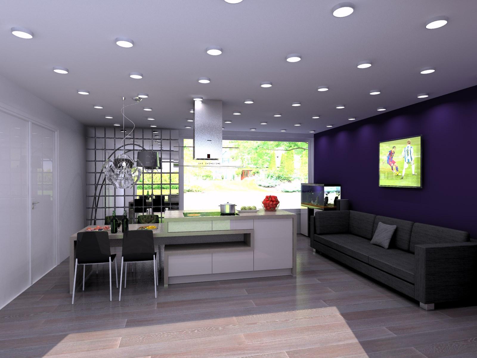 Buc t rie tip living la 2 500 de euro - Nolte home studio ...