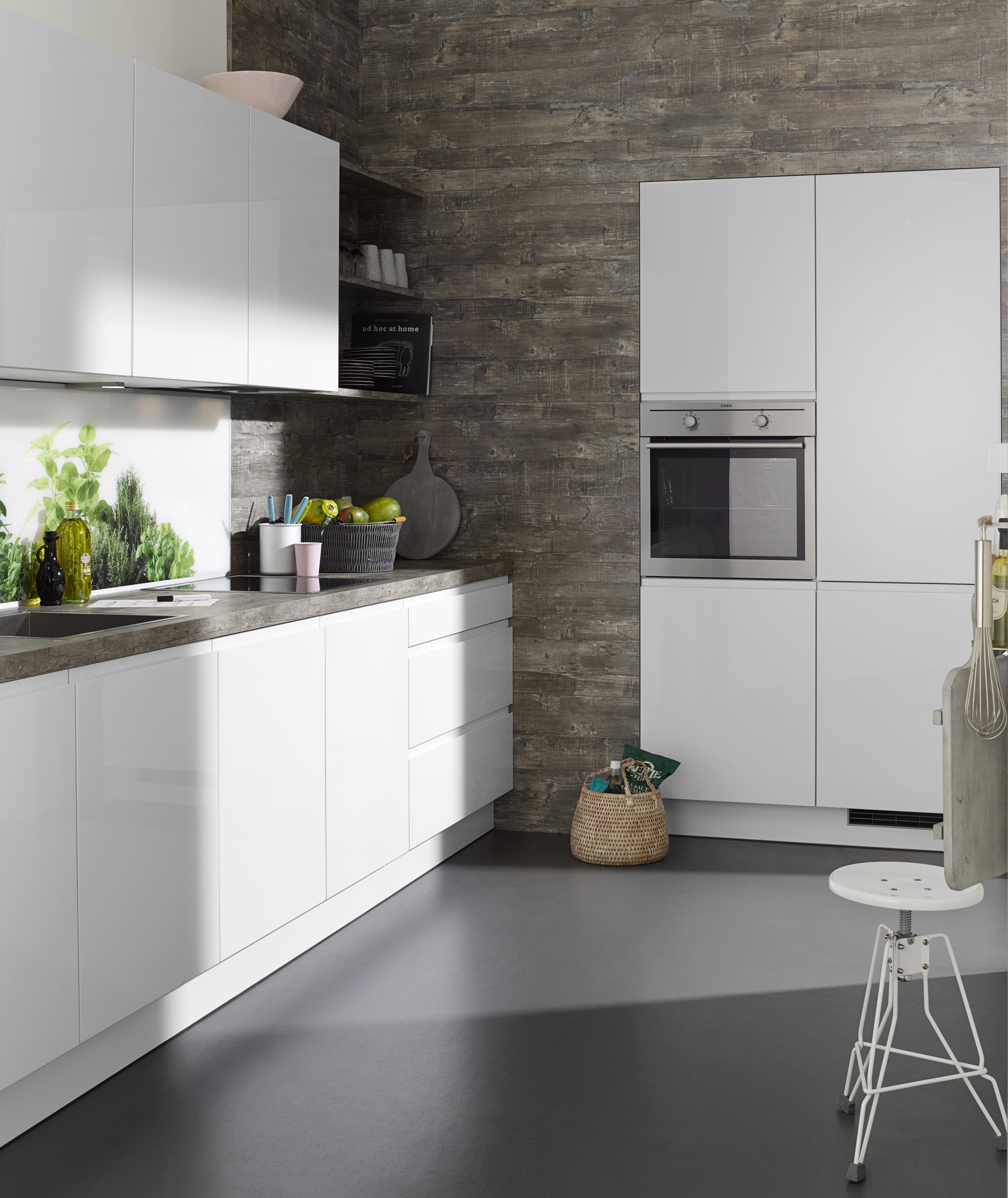 Alpha lack artic white nolte - Nolte home studio ...