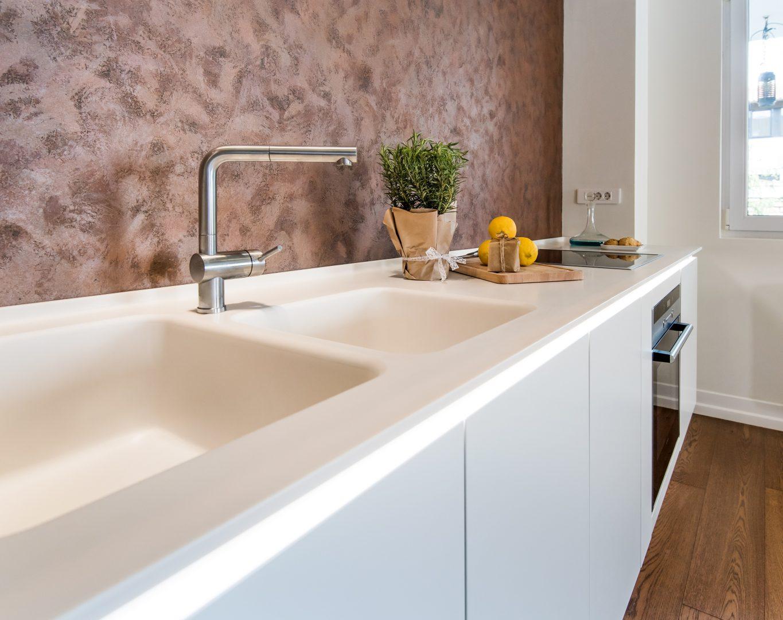 Buc t ria soft lack lava white nolte home studio - Nolte home studio ...
